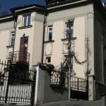 Nátěr fasády prvorepublikového domu