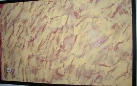 Malování pokoje - vzorky