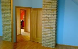 Malování pokoje - vchod