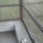 Nátěry kovových rámů dveří