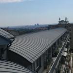Nátěr a oprava střechy
