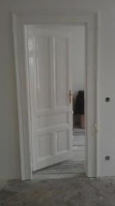 Nátěry dveří a zárubní