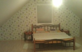 Tapetování - ložnice