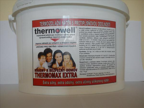 Termoizolační nátěr - Thermowell